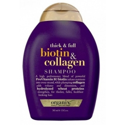 Organixhair Shampoo Thick and Full Biotin and Collagen