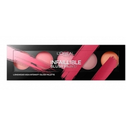 Loreal Paris Infallible Blush Paint Palet 02 Amber