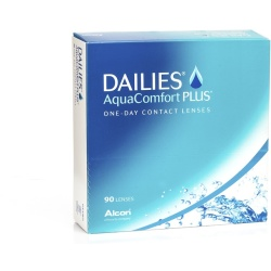 Dailies Dailies AquaComfort Plus 90 Pack Lentilles de contact