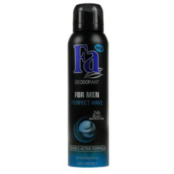 Fa Men Deodorant Deospray Perfect Wave
