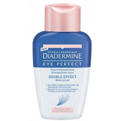 Diadermine Reinigings Lotion Oog Double Effect Waterproof