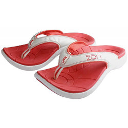 Zori Slippers Red size 7 375