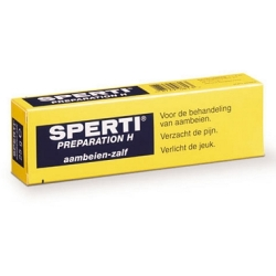 Sperti preparation h aambeienzalf