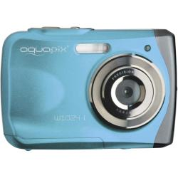 Easypix W1024 I Splash Digitale camera 16 Mpix Blauw Onderwatercamera