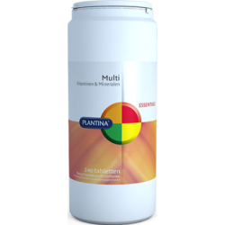 Plantina Multivitamine Tabletten