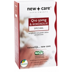 New Care Q10 Kokos Capsules