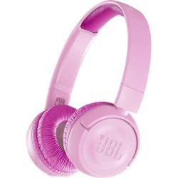 JBL JR 300 BT Bluetooth Kinder On Ear koptelefoon Roze