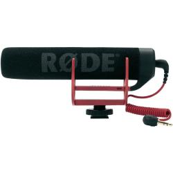 RODE Microphones VideoMic GO Cameramicrofoon Zendmethode Direct Flitsschoenmontage