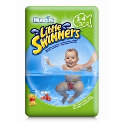 Huggies Swim Nappies Size 3 4