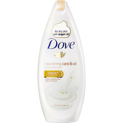 Dove Douchegel Oil and Care