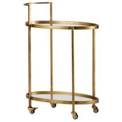 BePureHome Push Trolley