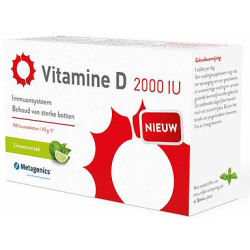 Metagenics Vitamine D 2000iu Nf Tabletten