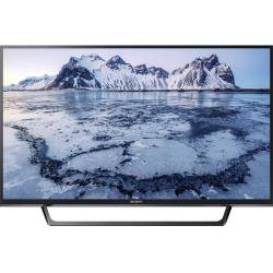 Sony KDL40WE665 LED TV 101 cm 40 inch Energielabel A (A  E) DVB T2 DVB C DVB S Full HD Smart TV WiFi CI Zwart