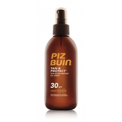 Piz Buin Tan And Protect Dry Oil Spray Factorspf30