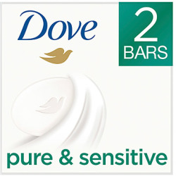 Dove Zeep Beauty Cream Pure Sensitive