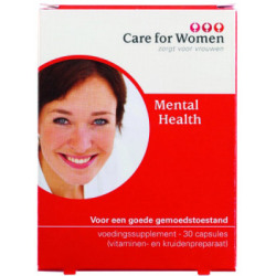 Care For Women Mental Health Capsules
