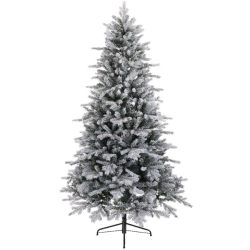 Kerstboom Frosted Vermont Spruce 210 cm