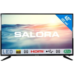 Salora Full HD LED 1600 serie 40 inch tv