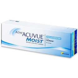 1 Day Acuvue Moist for Astigmatism (30 lenzen)