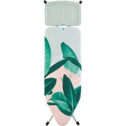 Brabantia Strijkplank C 124 x 45 cm tropical leaves