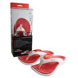 Zori Slippers Red size 10 415