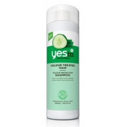 Yes To Cucumbers Shampoo Colour Protection