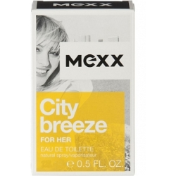Mexx City Breeze For Her Eau de Toilette