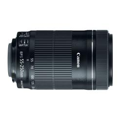 Telelens Canon EF S 55 250 mm f 4 5 6 IS STM