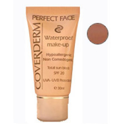 Coverderm Perfect Face Waterproof Foundation 06