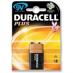 Duracell Plus Power 9V 1 stuk