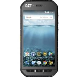 CAT S41 LTE outdoor smartphone Dual SIM 32 GB 12.7 cm (5 inch) 13 Mpix Android 7.0 Nougat Zwart