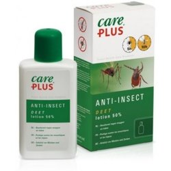 Care Plus Insectenwering Deet Lotion 50 50ml