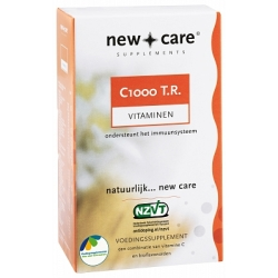 New Care Vitaminen C 1000 Time Released