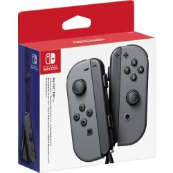 Nintendo 2x Joy Con Gamepad Nintendo Switch Grijs