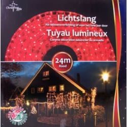 Christmas Gifts ED48652 Kerstverlichting 2400 Mm Rood