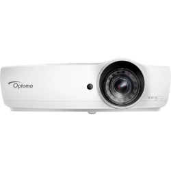 Optoma EH460ST beamer projector 4200 ANSI lumens DLP 1080p (1920x1080) 3D Desktopprojector Wit