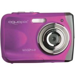 Easypix W1024 I Splash Digitale camera 16 Mpix Roze Onderwatercamera