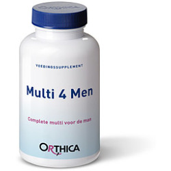 Orthica Multi 4 Men Multivitamine