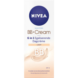 Nivea Visage Bb Cream Light