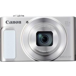 Canon PowerShot SX620HS Digitale camera 20 Mpix Zoom optisch 25 x Wit Full HD video opname WiFi