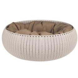 Curver Cozy pet bed crème 50 cm