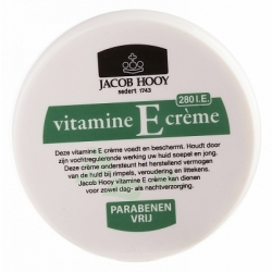 Jacob Hooy Vitamine E Creme