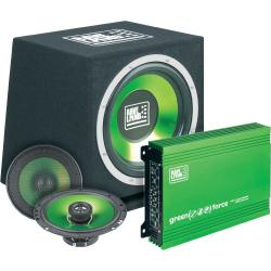 Raveland Green Force II Car HiFi set
