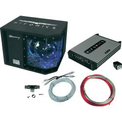 Hifonics MBP1000.4 Car HiFi set