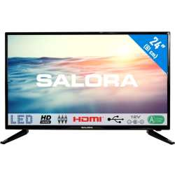 Salora LED 1600 serie 24 inch tv